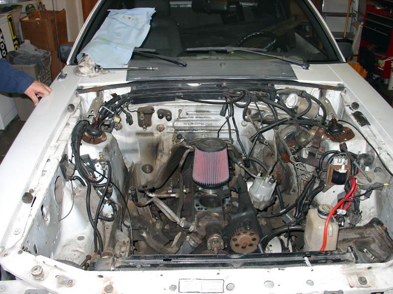 Old Dog, New Tricks- Mustang SVO +Duratec Pr0n Inside